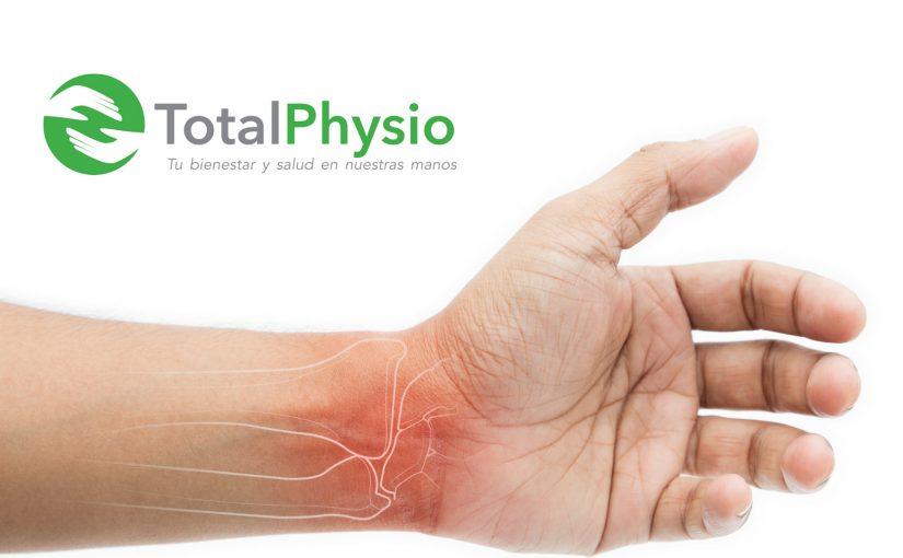 ¿En qué consiste el tratamiento fisioterapéutico de la Tenosinovitis  de Quervain?