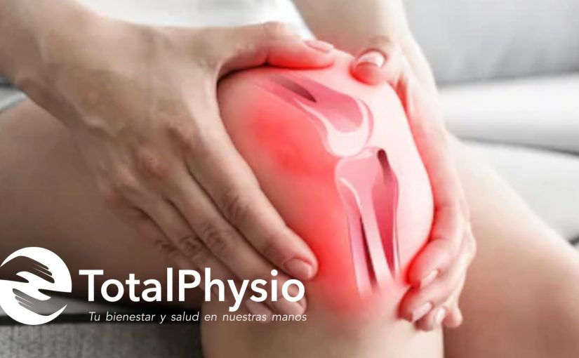 Tratamiento con ultrasonido terapéutico para el dolor de rodilla