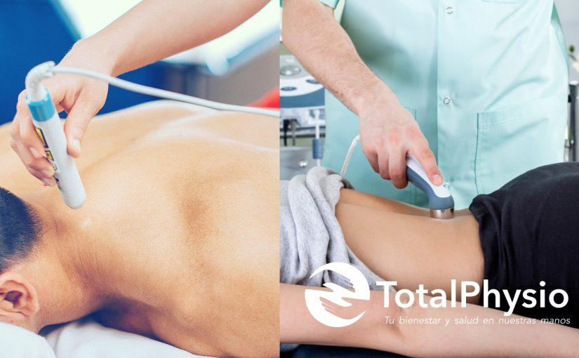 Diferencias del ultrasonido terapéutico y el láser terapéutico