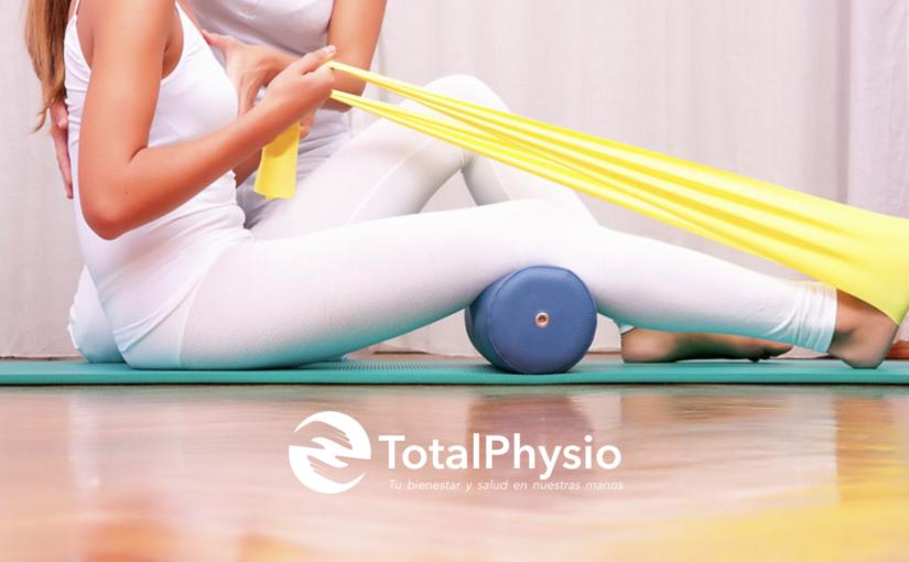Tipos de ejercicio terapéutico
